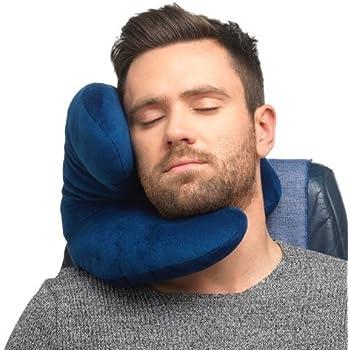 Amazon Com J Pillow Travel Pillow Head Chin Neck
