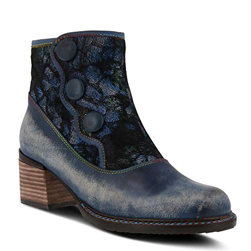 Blue Women's Gabory Boot Spring Step Ip6wqv4