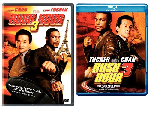 Rush Hour 3 (Blu-ray/DVD Bundle)