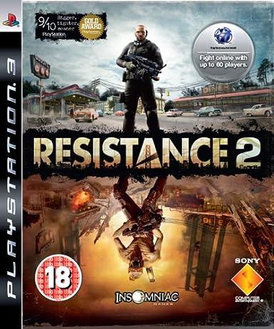 02bdda46a73d4 Resistance 2 (PS3): Amazon.co.uk: PC & Video Games