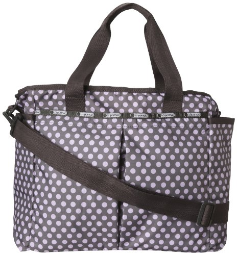 LeSportsac Ryan Diaper Bag,Pinkie Dot,One Size by LeSportsac