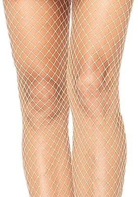 Leg Avenue Women's Industrial Net Pantyhose