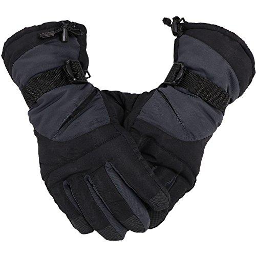 Simplicity Winter Snowboarding Gloves Elastic