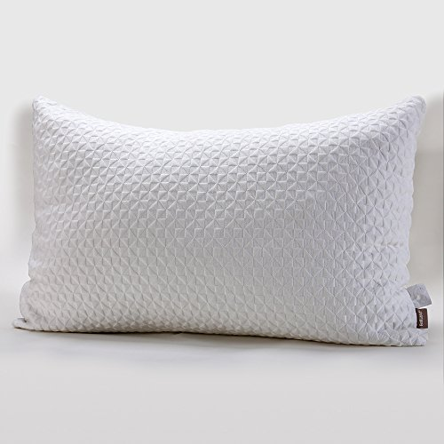 BELLLAND Adjustable Bed Pillows for Sleeping & Reading, Side Back Stomach Sleeper Pillow with Shredded Memory Foam My Neck Pain Relief Hypoallergenic bamboo cover, Queen Size