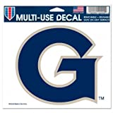Wincraft NCAA Georgetown University Multi-Use Colored Decal, 5'' x 6''