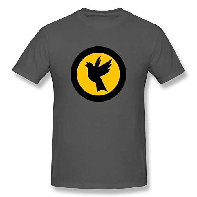 Bless Vanish Mens Black Canary Symbol I Wp T Shirt Amazon