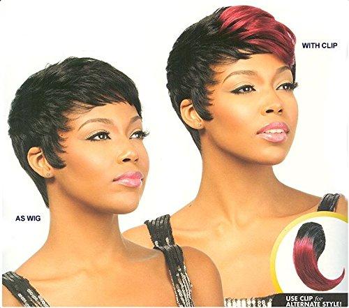 Sensationnel Freestyle Human Hair Bump Wig - HEYLIN (TB350 (350))