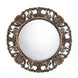 Smart Living Company Heirloom Round Wall Mirror