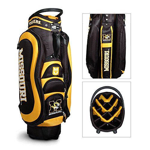 NCAA Missouri Tigers Medalist Cart Golf Bag
