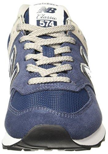 574v2 Blu Balance New dark Da Scarpa Blue Tennis Donna PwpUUB6xq