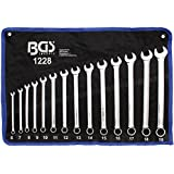 US PRO 12pc Extra Long Metric Combination Spanner Wrench Set 8-19mm 1995