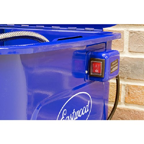 Eastwood 20 Gallon Parts Washer Cabinet Electric Solvent Pump Automotive Parts Washer Cleaner by Eastwood (Image #4)