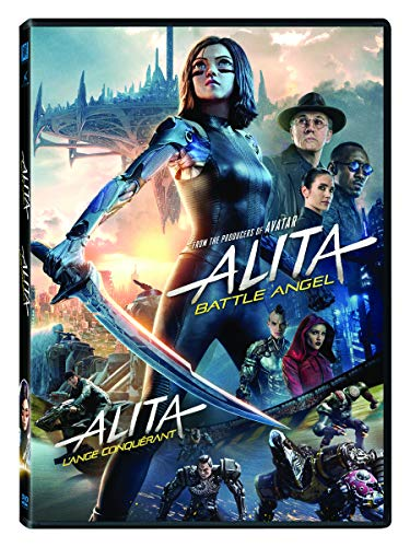 Alita Battle Angel (Bilingual)