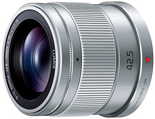 Panasonic replacement lens LUMIX G 42.5mm F1.7 ASPH. POWER O