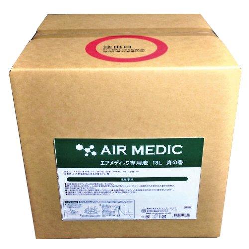 AIR MEDIC(에어 메디 구 )전용액 18L / 0804-NP1802 수풀의 향기 1개