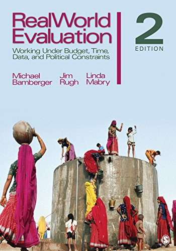 Download RealWorld Evaluation: Working Under Budget, Time, Data, and Political  Constraints Pdf