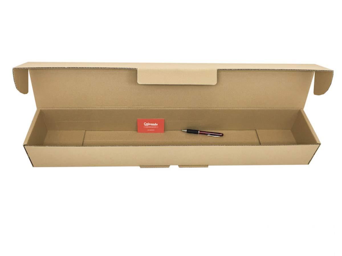 Pack de 10 Cajas de Cartón Automontables para Envíos y ...