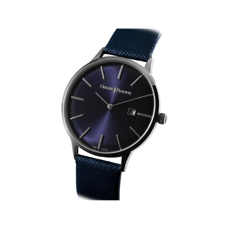 Uhr Cesare Paciotti Herren 42 mm tsst120 nur Zeit Armband Leder