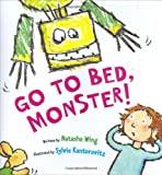 Go to Bed, Monster!, Natasha Wing, 0152057757