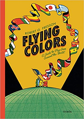 amazon flying colors a guide to flags from around the world