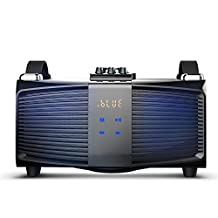 Bluetooth speaker wireless computer subwoofer audio mini home multimedia audio adjustable high and low sound 2.1 channel 30W high power