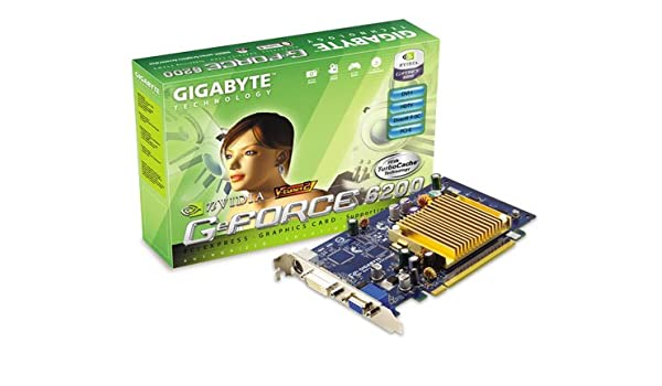 GEFORCE 6200 TURBOCACHE DRIVER DOWNLOAD FREE
