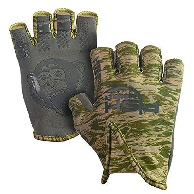 Fish Monkey Stubby Guide UV Sun Glove