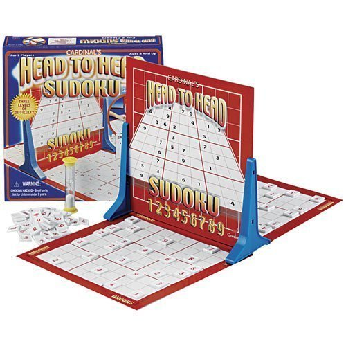 Head to Head Sudoku Game