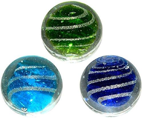 Swirled Glass Vase - 4