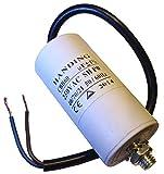 Capacitor CBB60-D182 8uf 250VAC