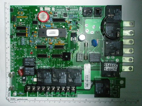 Balboa 10-175-1485 Circuit Board for Dimension One Spa, D1SR1, 51485