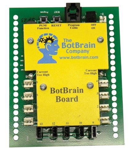 BotBrain Robotics Control Board