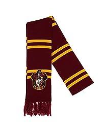 Harry Potter Gryffindor Patch - Bufanda de punto