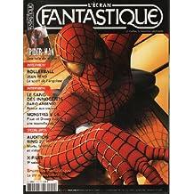 L'écran fantastique / Revue cinéma n° 219 spiderman ,roller ball