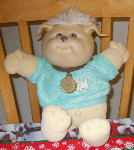 Jeffery Koosas Cat Sweater Cabbage Patch Kids Doll for sale  Delivered anywhere in USA