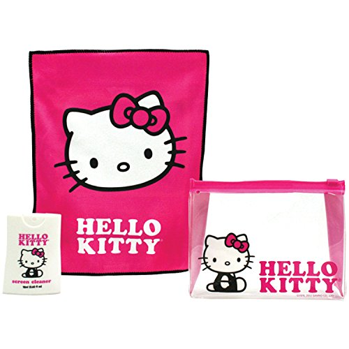 150 Ml Screen Cleaner (HELLO KITTY 902848 Laptop/Tablet 18ml Screen Cleaner with Cloth and Purse (902848))