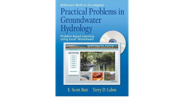 Reference Book to Accompany Practical Problems in Groundwater ...