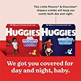 Nighttime Baby Diapers Size 3, 66 Ct, Huggies