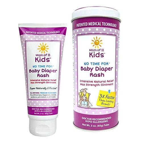 Diaper Rash Healing Baby...