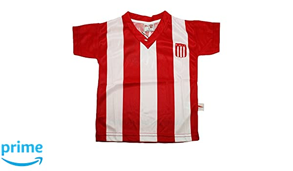 Amazon.com : CLUB ATLETICO ESTUDIANTES DE LA PLATA FUTBOL SOCCER JERSEY 2T : Sports & Outdoors