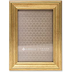 Lawrence Picture Frame, 4 by 6-Inch