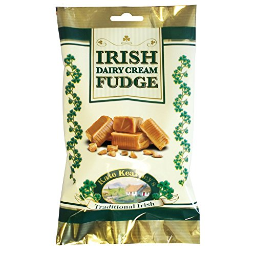 Kate Kearney Irish Dairy Cream Fudge Bag - Guinness Irish Label