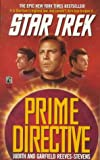 Prime Directive, Judith Reeves-Stevens and Garfield Reeves-Stevens, 0671744666
