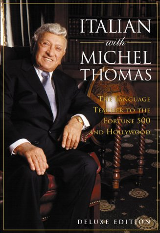 Italian With Michel Thomas: The Language Teacher to Corporate America and Hollywood (Deluxe Language Courses With Michel Thomas) (Italian Edition) (Italian Language Michel Thomas compare prices)