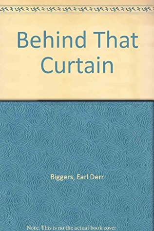 book cover of Behind That Curtain