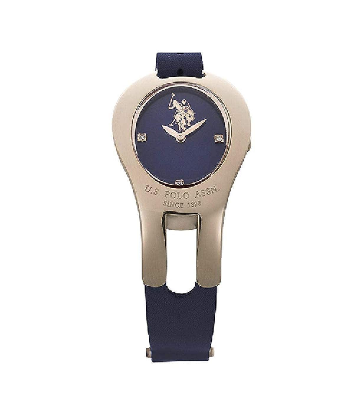 US Polo Association Reloj Analógico para Hombre de Cuarzo con ...