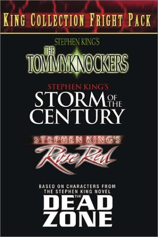 Stephen King Collector's Set (The Tommyknockers / Storm of the Century / Rose Red / The Dead Zone) by Lions Gate