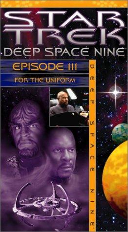 Star Trek - Deep Space Nine, Episode 111: For the Uniform [VHS] -