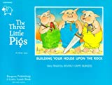 Three Little Pigs, Beverly C. Burgess, 0892742836