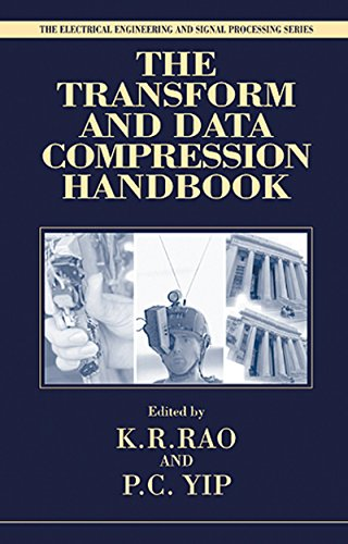 Download The Transform and Data Compression Handbook (Electrical Engineering & Applied Signal Processing Series) Pdf